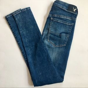 American Eagle Outfitters High Rise Jeggings